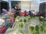 Экскурсия на передвижной выставочно-лекционный комплекс ОАО «РЖД»
